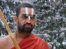 Chinna Jeeyar Swami visits England thumbnail