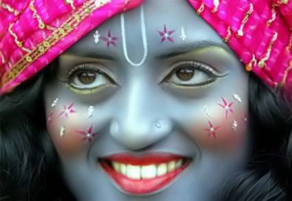 London's Ratha Yatra illuminates the city thumbnail