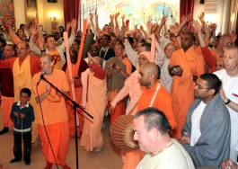 Europe's 2nd Brahmachari Convention Inspires, Revives thumbnail