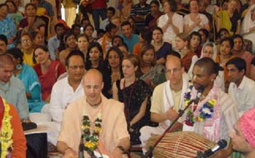 July Bhaktivedanta Manor Newsletter thumbnail