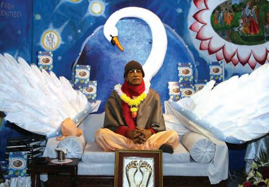 January 2011 Bhaktivedanta Manor Newsletter thumbnail