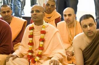 Upcoming classes at the Manor with Bhakti Rasamrita Swami thumbnail