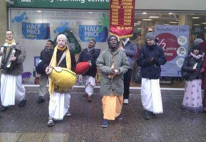 Harrow Monthly Sankirtan Festival thumbnail