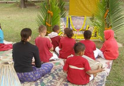 Teaching Vacancies at Sri Mayapur International School thumbnail