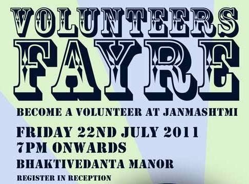Volunteers Fayre thumbnail