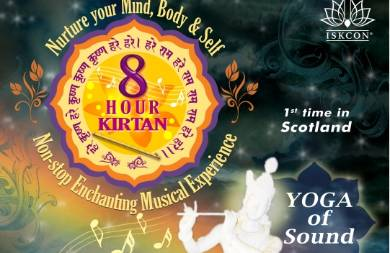 8 hour kirtan in Edinburgh thumbnail